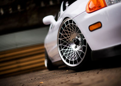 HONDA CRX DEL SOL | JR14 | Silver Finish | 16×9