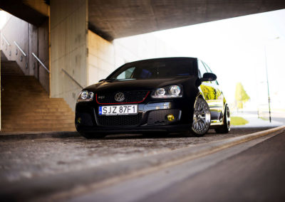 VW GOLF V | JR10 18×8.5 & 18×9.5