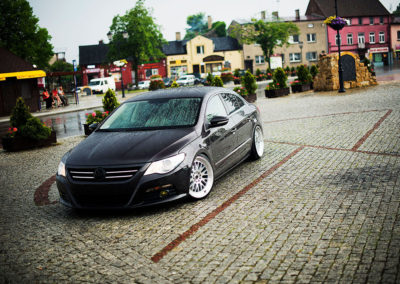 VW PASSAT CC | JR10 | Silver Machined | 18×8.5 & 18×9.5
