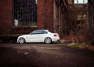 BMW M1 | JR3 | White | 19×9.5 & 19×10.5