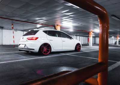 SEAT LEON III | JR21 | Candy Red