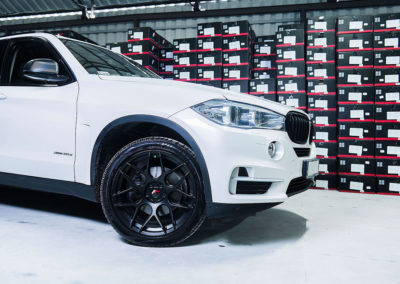 BMW X5 | JR18 | Matt Black