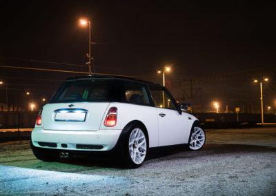 MINI COOPER | JR18 | White