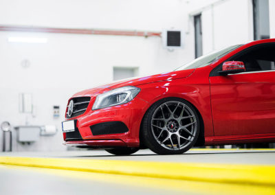 MERCEDES A | JR18 | Hiper Black