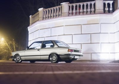 BMW E21 | JR9 | Chrome