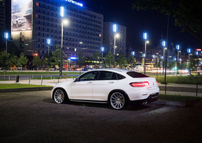 MERCEDES GLC COUPE | JR22 20×10 & 20×11