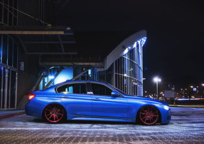 BMW F30 | JR21 | Candy Red