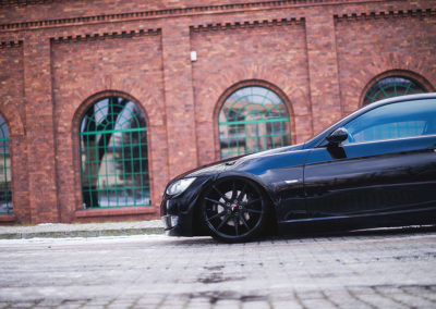 BMW E92 | JR21 | Black
