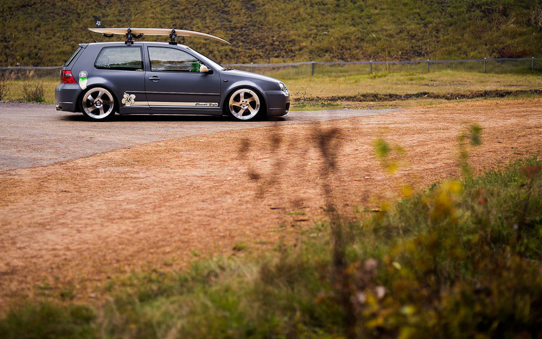 VW GOLF MK4 | JR15 19×10