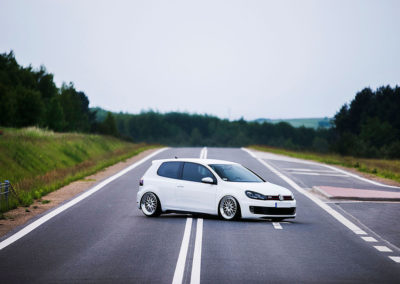 VW GOLF MK6 GTI | JR23 19×8.5 & 19×9.5