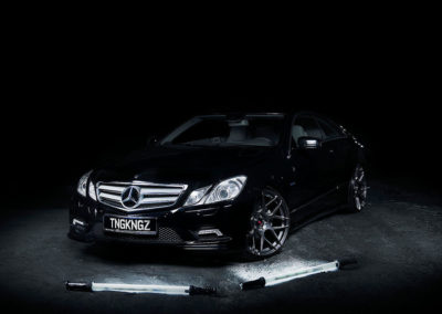 MERCEDES E-KLASS COUPE | JR18