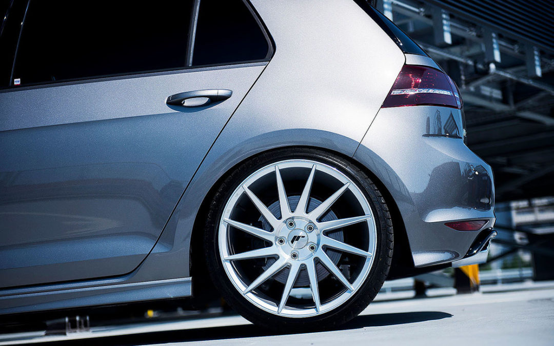 VW GOLF MK7R | JR22 19