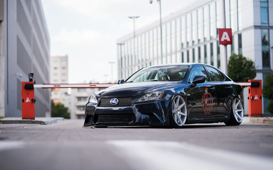 LEXUS IS 220 | JR20 20×10 & 20×11