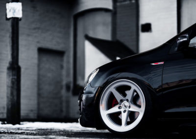VW GOLF MK6 GTI | JR24