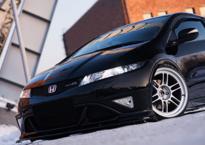 HONDA CIVIC TYPE R | JR7