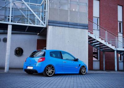 RENAULT CLIO SPORT | JR21 | Hyper Black