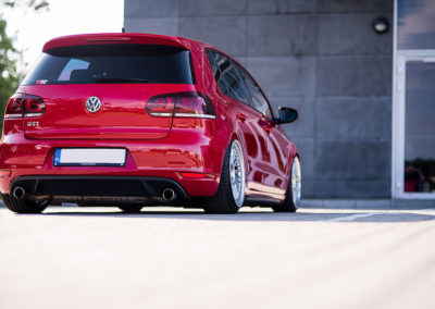 VW GOLF MK6 GTI | JR27 18×8.5 & 18×9.5
