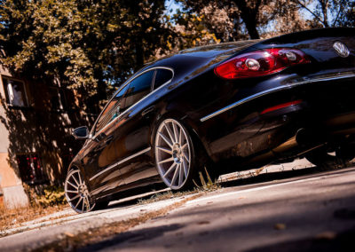 VW PASSAT CC R36 | JR22 20×10 & 20×11