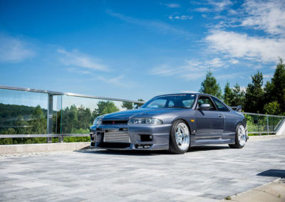NISSAN SKYLINE R33 | JR6 18×10.5