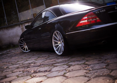 MERCEDES CL | JR22 20×10 & 20×11