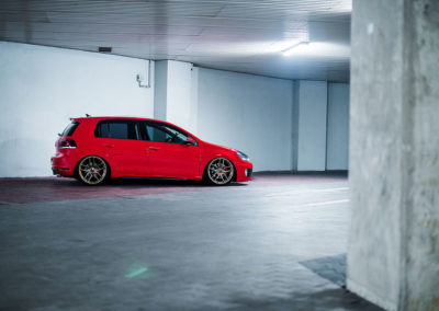 VW GOLF MK6 GTI | JR25 19×8.5 & 19×9.5