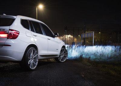 BMW X3 | JR21 22×9.5 & 22×10.5