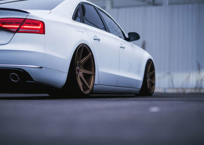 AUDI A8 | JR20 | Matt Bronze