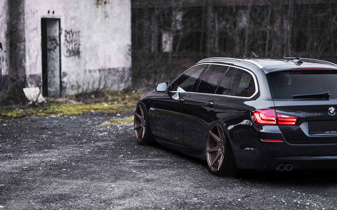 BMW F11 | JR20 | Matt Bronze