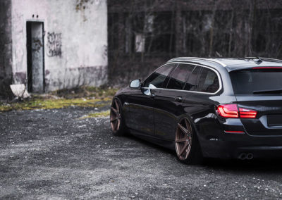 BMW F11 | JR20 | Matt Bronze