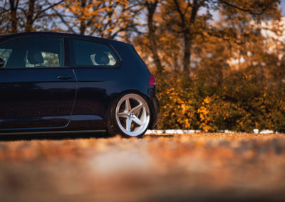VW GOLF MK7 GTI | JR24 19×8.5 & 19×9.5