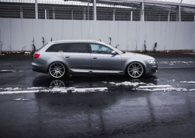 AUDI A6 ALLROAD | JR21 20×10 & 20×11
