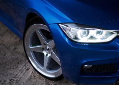 BMW F30 | JR24 19×8.5 & 19×9.5