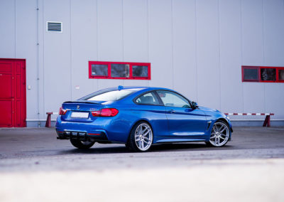 BMW 4 | JR25 20×10 & 20×11