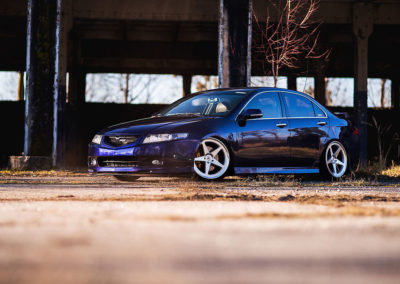 HONDA ACCORD | JR24 19×8.5 & 19×9.5