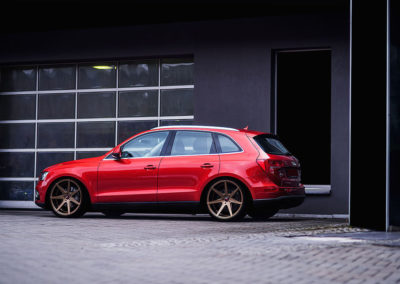 AUDI Q5 | JR20 | Matt Bronze