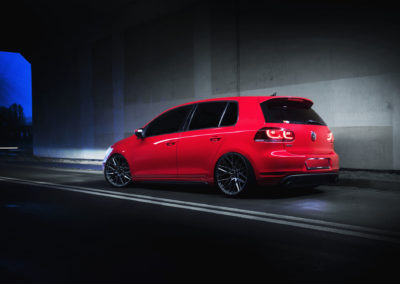 VW GOLF MK6 GTI | JR28 | Hyper Black