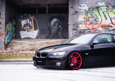 BMW E92 | JR21 | Candy Red