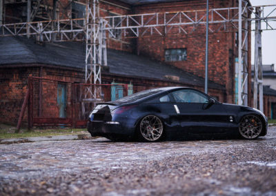NISSAN 350Z | JR18 | Matt Bronze