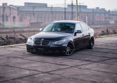 BMW E60 | JR21 | Black