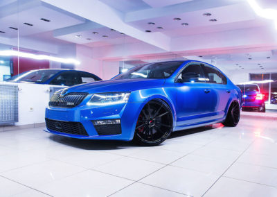 SKODA OCTAVIA RS | JR21 | Black