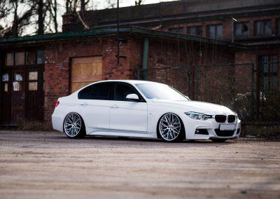 BMW F30 | JR28 | Silver